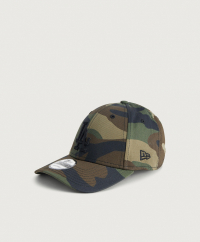 New Era - Keps Camo Essential 9Forty Losdod