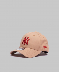 New Era - Keps 9Forty New York Yankees Camel/Red