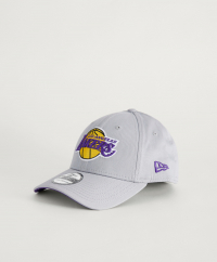 New Era - Keps 39Thirty NBA Team Lakers Gray
