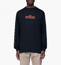Primitive Skateboarding - Till The End Long Sleeve Tee