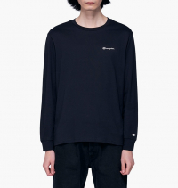 Champion - Long Sleeve Crewneck T-Shirt