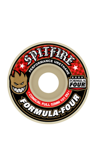 Spitfire Wheels  -  Conical Full Formula Four 101 Duro