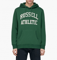 Russell Athletic - Pull-Over Hoody Brushed Fleece