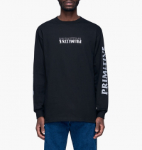 Primitive Skateboarding - Erupt Long Sleeve Tee