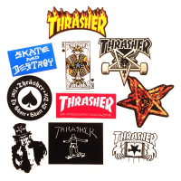 "Thrasher -  ""Sticker Pack"" 10-pack"