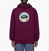 Butter Goods - Sphinx Pullover Hood