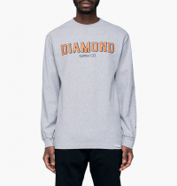 Diamond Supply Co. - SF Diamond Long Sleeve Tee