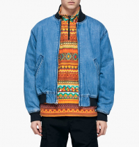 DC Shoes - T-Funk Denim Bomber Jacket