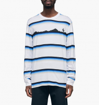 Nike - Tee Long Sleeve 4 Wheelin AOP