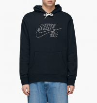 Nike - Pullover Hoodie Embroidery
