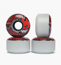 Spitfire Wheels  - 80HD Chargers Classic Clear 54mm