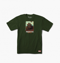 Primitive Skateboarding - x Moebius x Marvel Thing Tee
