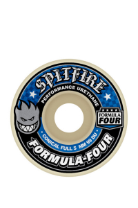Spitfire Wheels  -  Conical Full Formula Four 99 Duro
