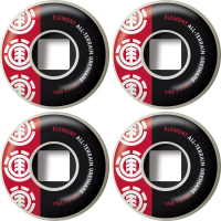 Element - Section Hjul 4-pack 52mm