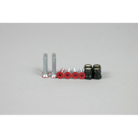 "Cargo - (1"" 25mm) Bolt Red"