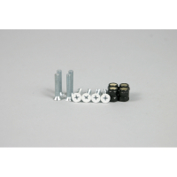 "Cargo - (1"" 25mm) Bolt White"