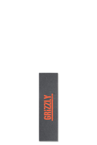 Grizzly Grip - Orange Stamp - 9 x 33