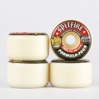 Spitfire Wheels  -  54mm Formula Four Conical Full 101a