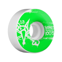 Bones - (53mm 100a) 100 s V1 New OG Green