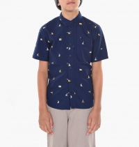 DC Shoes - Kids Vacation By B Shirt