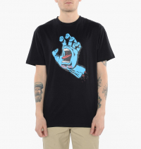 Santa Cruz - Screaming Hand Tee