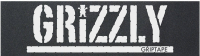 Grizzly Grip - Grizzly Oversized Stamp Griptape