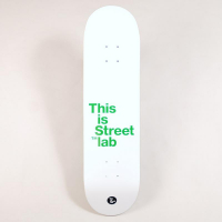 Streetlab - This Is - White