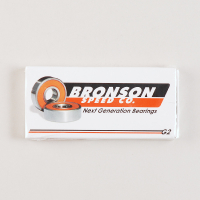 Bronson - Speed Co G2 Bearings