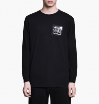Numbers Edition - Bombed Long Sleeve Tee