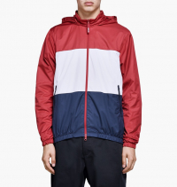 Nike - Stripe Hooded Jacket