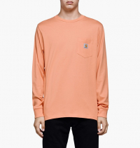 Carhartt - Long Sleeve Pocket Tee