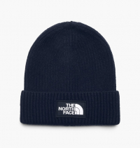 The North Face - Logo Box Cuff Beanie