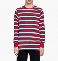 Nike - Top Stripe Long Sleeve Tee