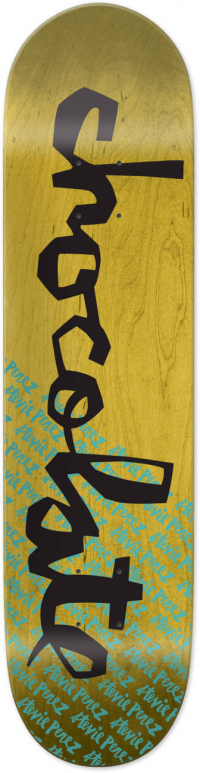Chocolate - Original Chunk Skateboard Deck