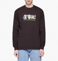 Frog Skateboards - Sk8r Punk Logo Long Sleeve Tee
