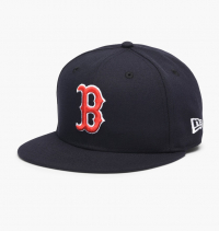 New Era - Boston Red Sox Fitted Cap