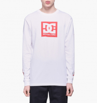 DC Shoes - Square Star Long Sleeve