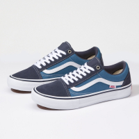 Vans - Old Skool Pro - Navy/STV Navy/White