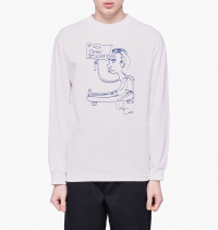 WKND Skateboards - Fuck Johan Long Sleeve Tee