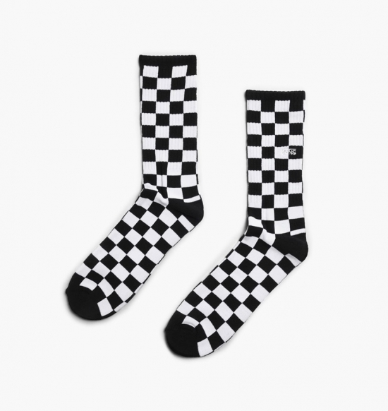 Vans Checkerboard Crew Socks 6,5-9